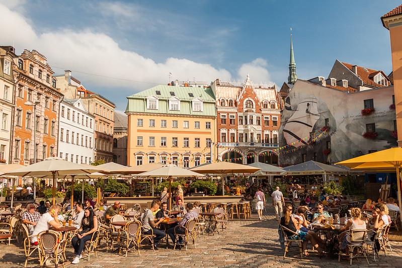 Old Town Riga, Girts Ragelis