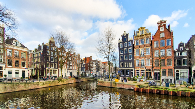 Amsterdam on Brouwersgracht