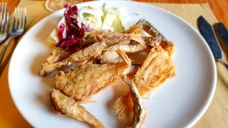 fried fish in sicily