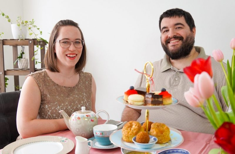 things to do at home Afternoon Tea with Sean and Jess
