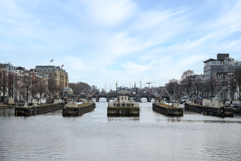 Sweets Hotels Amsterdam Amstelschutsluis
